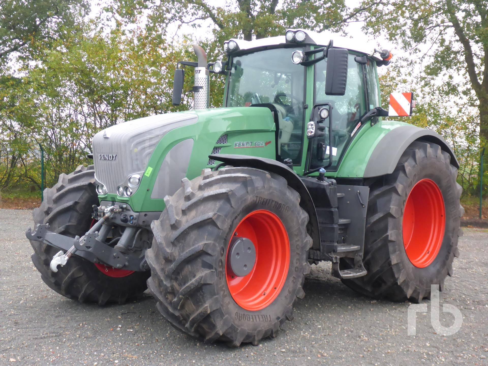 Tractor kopen duitsland