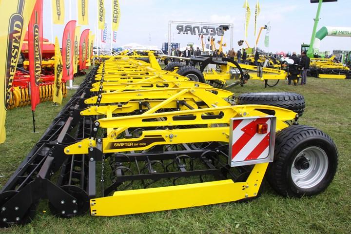 1. Agro Show Polen 2013