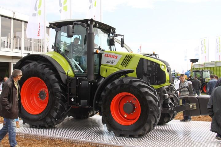 2. Agro Show Polen 2013