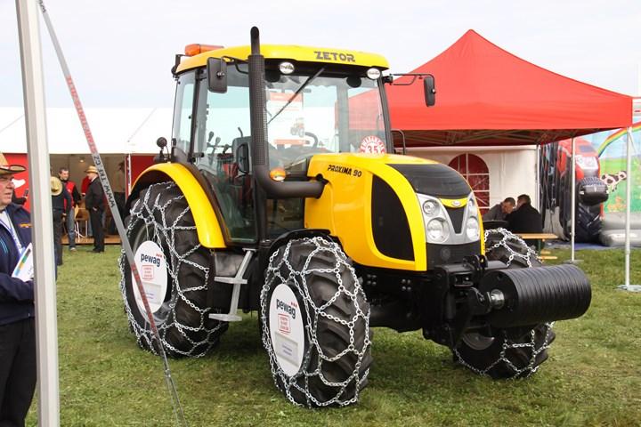 4. Agro Show Polen 2013