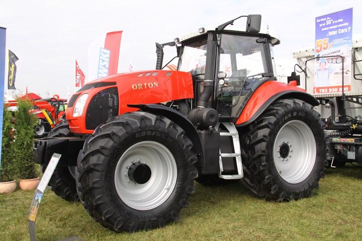5. Agro Show Polen 2013