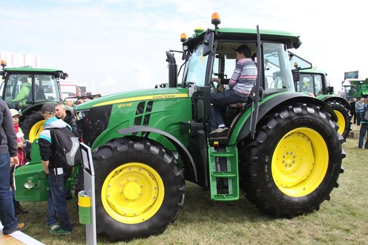 7. Agro Show Polen 2013