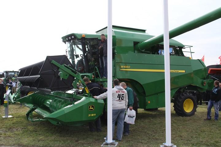8. Agro Show Polen 2013