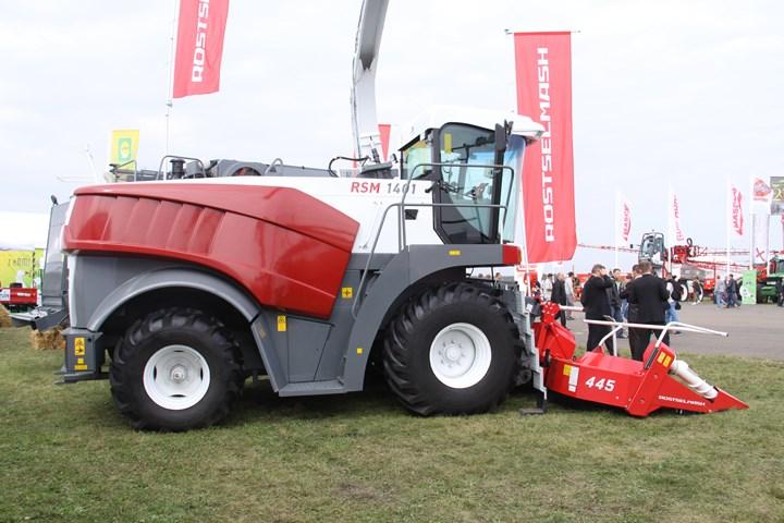 9. Agro Show Polen 2013