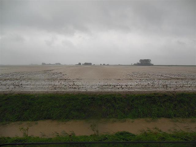 Wateroverlast Voorne-Putten 2