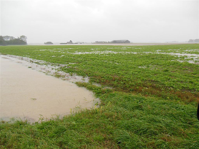 Wateroverlast Voorne-Putten 6