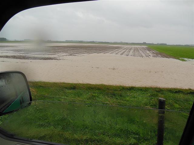 Wateroverlast Voorne-Putten 8