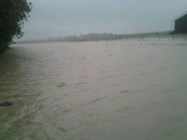 Wateroverlast Voorne-Putten 11
